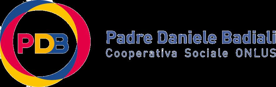 Logo trasparente Cooperativa Padre Daniele Badiali